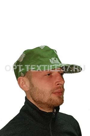 Кепка пиксель