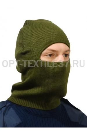 Подшлемник зелёный