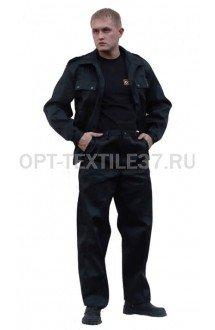 Костюм охранника