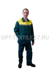 Костюм рабочий Стандарт саржа