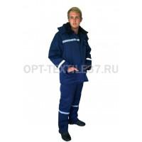 Костюм рабочий утеплённый Урал