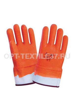 Перчатки рабочие утеплённые МБС.